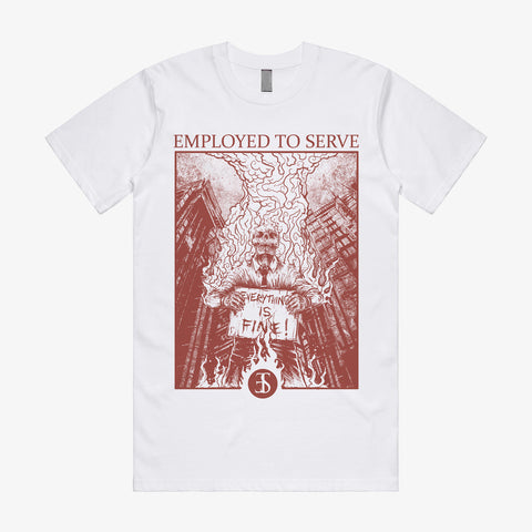 Employed to Serve - Harsh Truth Shirt