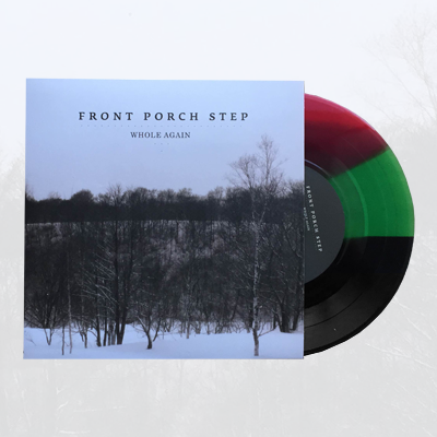 "Pure Noise Records - Front Porch Step - Whole Again 7"" - 2"