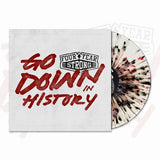 Four Year Strong - Go Down In History LP | Merch Connection - Metal, hardcore, punk, pop punk, rock, indie, and alternative band merchandise