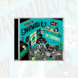 Gnarwolves - Chronicles of Gnarnia CD | Merch Connection - Metal, hardcore, punk, pop punk, rock, indie, and alternative band merchandise