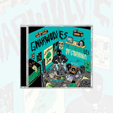 Pure Noise Records - Gnarwolves - Chronicles of Gnarnia CD - 2