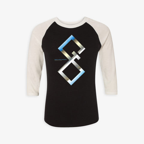 Giraffe Tongue Orchestra - Symbol Raglan | Merch Connection - Metal, hardcore, punk, pop punk, rock, indie, and alternative band merchandise