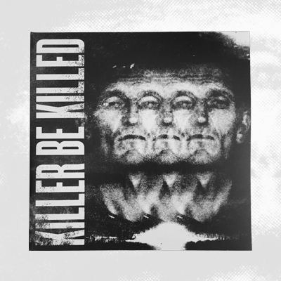 Killer Be Killed - Self Titled Vinyl 2xLP | Merch Connection - Metal, hardcore, punk, pop punk, rock, indie, and alternative band merchandise