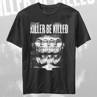 Killer Be Killed - Killer Be Killed - Album Art Shirt - 2