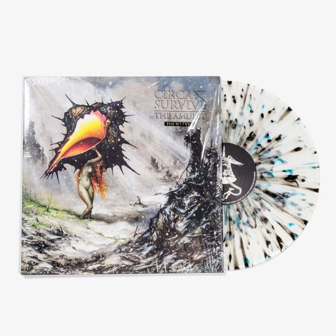 Circa Survive - The Amulet Vinyl LP | Merch Connection - Metal, hardcore, punk, pop punk, rock, indie, and alternative band merchandise