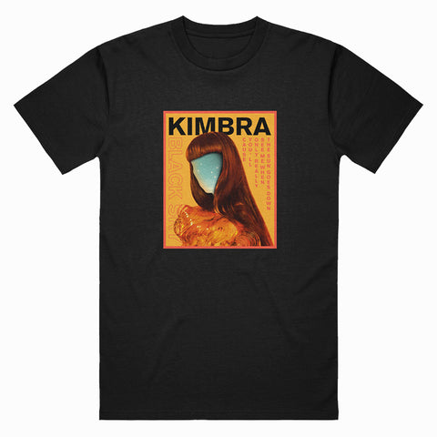 Kimbra - Black Sky Shirt (Black) | Merch Connection - Metal, hardcore, punk, pop punk, rock, indie, and alternative band merchandise