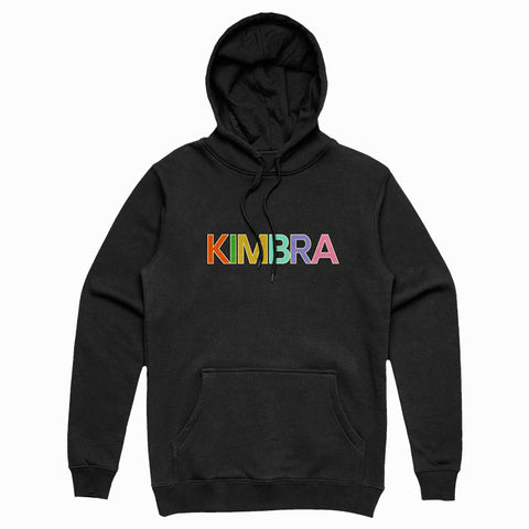 Kimbra - Logo Hoodie | Merch Connection - Metal, hardcore, punk, pop punk, rock, indie, and alternative band merchandise