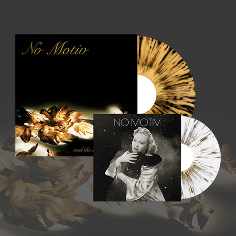 No Motiv - And the Sadness Prevails Vinyl LP + Bonus Vinyl 7"