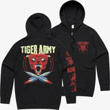 Tiger Army - Rocket Tiger Zip-Up