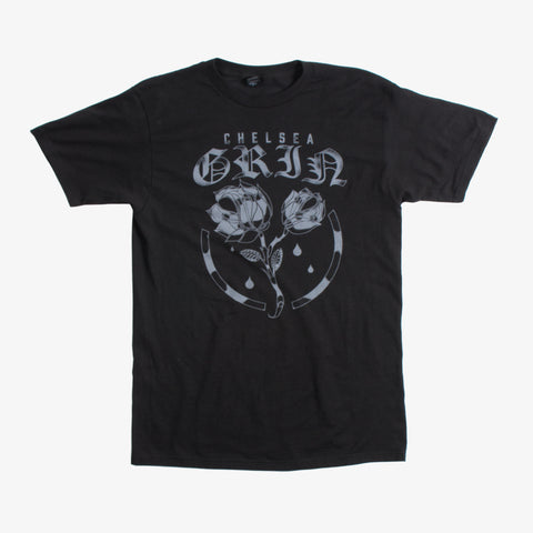Chelsea Grin - Rose Shirt | Merch Connection - Metal, hardcore, punk, pop punk, rock, indie, and alternative band merchandise