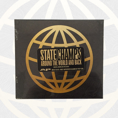 Pure Noise Records - State Champs - Around the World and Back CD - 2