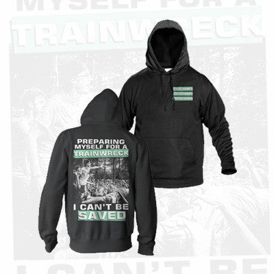 State Champs - Can't Be Saved Hoodie | Merch Connection - Metal, hardcore, punk, pop punk, rock, indie, and alternative band merchandise