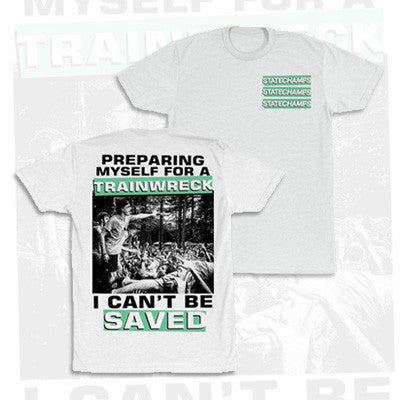 State Champs - State Champs - Can't Be Saved Shirt - 2