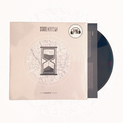 State Champs - The Acoustic Things LP | Merch Connection - Metal, hardcore, punk, pop punk, rock, indie, and alternative band merchandise