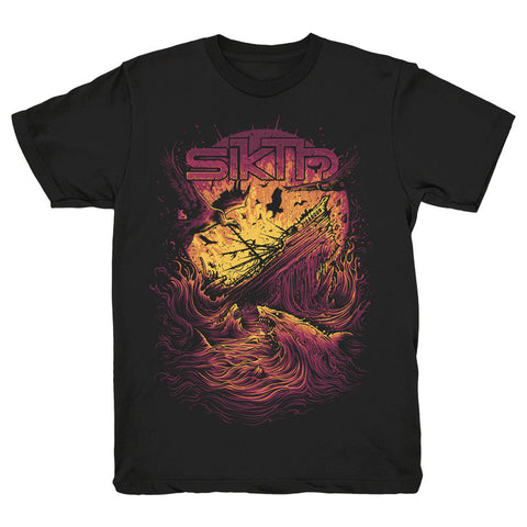 SikTh - SikTh - Another Sinking Ship Shirt - 2
