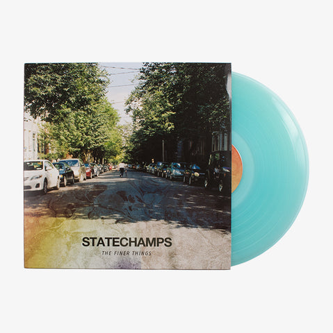 State Champs - The Finer Things LP | Merch Connection - Metal, hardcore, punk, pop punk, rock, indie, and alternative band merchandise