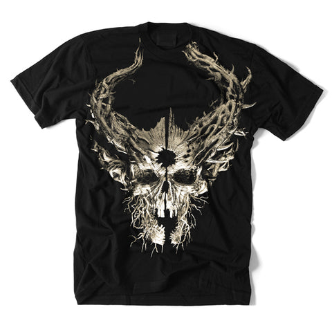 Demon Hunter - War Skull Shirt | Merch Connection - Metal, hardcore, punk, pop punk, rock, indie, and alternative band merchandise
