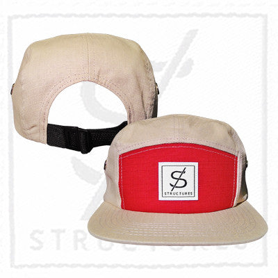 Structures - Structures - 5 Panel Hat - 2