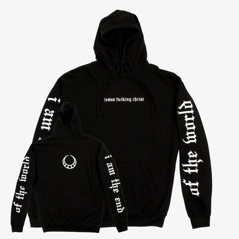 The Acacia Strain - JFC Embroidered Hoodie | Merch Connection - Metal, hardcore, punk, pop punk, rock, indie, and alternative band merchandise