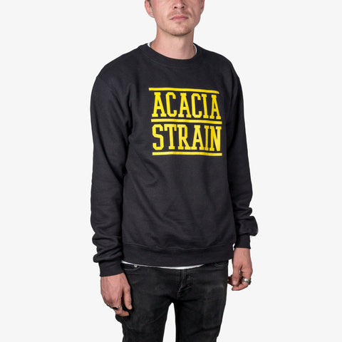 The Acacia Strain - Never Coming Home Crewneck | Merch Connection - Metal, hardcore, punk, pop punk, rock, indie, and alternative band merchandise