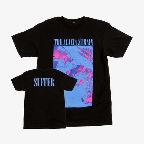 The Acacia Strain - Suffer Shirt | Merch Connection - Metal, hardcore, punk, pop punk, rock, indie, and alternative band merchandise
