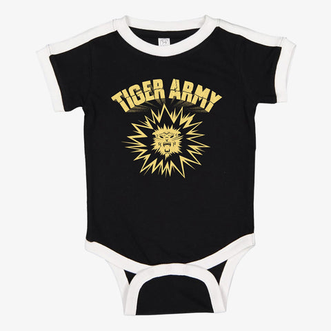 Tiger Army - Retro Onesie