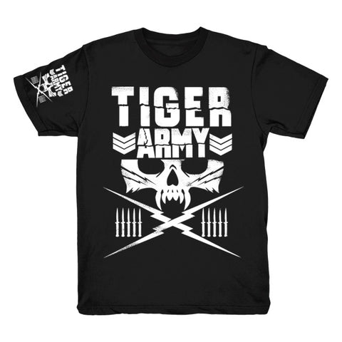 Tiger Army - Tiger Club Shirt | Merch Connection - Metal, hardcore, punk, pop punk, rock, indie, and alternative band merchandise