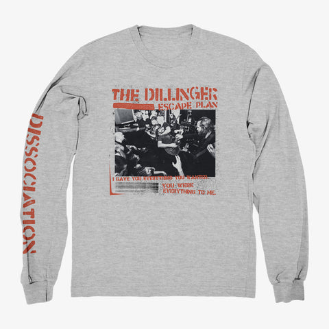 Dillinger Escape Plan - Limerent Death Longsleeve
