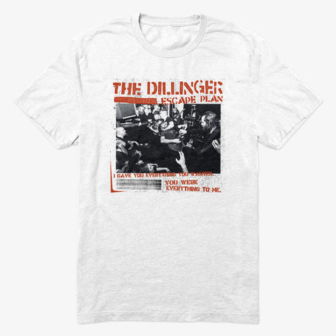 Dillinger Escape Plan - Limerent Death Shirt