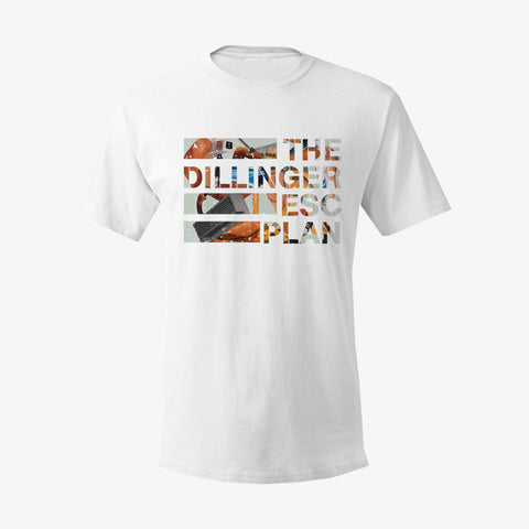 Dillinger Escape Plan - Miss Machine Shirt (White) | Merch Connection - Metal, hardcore, punk, pop punk, rock, indie, and alternative band merchandise