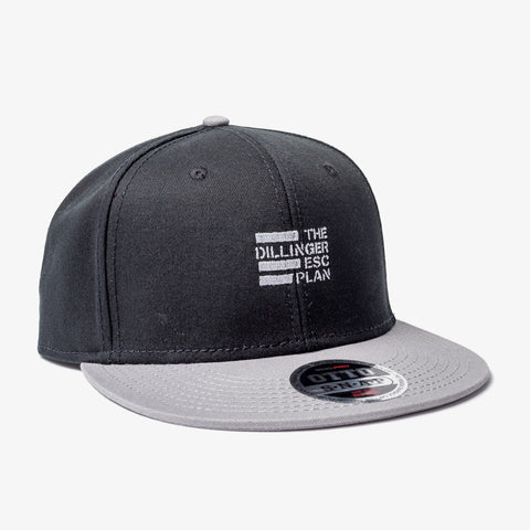 Dillinger Escape Plan - Logo Snapback Hat | Merch Connection - Metal, hardcore, punk, pop punk, rock, indie, and alternative band merchandise