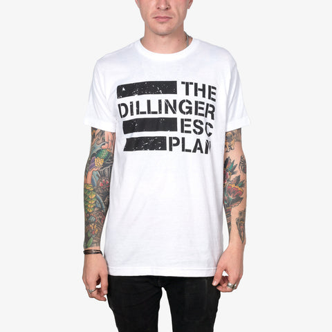 Dillinger Escape Plan - Logo Shirt | Merch Connection - Metal, hardcore, punk, pop punk, rock, indie, and alternative band merchandise