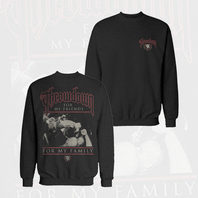 Throwdown - Throwdown - Family Crewneck - 2