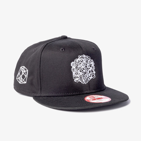 Tesseract - Polaris New Era Snapback Hat | Merch Connection - Metal, hardcore, punk, pop punk, rock, indie, and alternative band merchandise