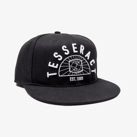 TesseracT - Minimalist Snapback Hat | Merch Connection - Metal, hardcore, punk, pop punk, rock, indie, and alternative band merchandise