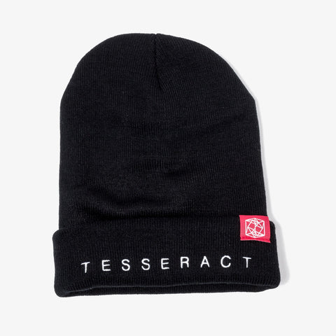 TesseracT - Hem Tag Beanie | Merch Connection - Metal, hardcore, punk, pop punk, rock, indie, and alternative band merchandise
