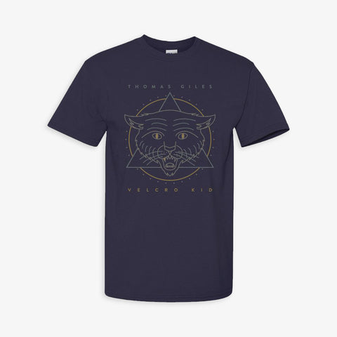 Thomas Giles - Cat Shirt | Merch Connection - Metal, hardcore, punk, pop punk, rock, indie, and alternative band merchandise