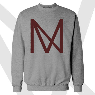 Thomas Giles - MN Crewneck | Merch Connection - Metal, hardcore, punk, pop punk, rock, indie, and alternative band merchandise
