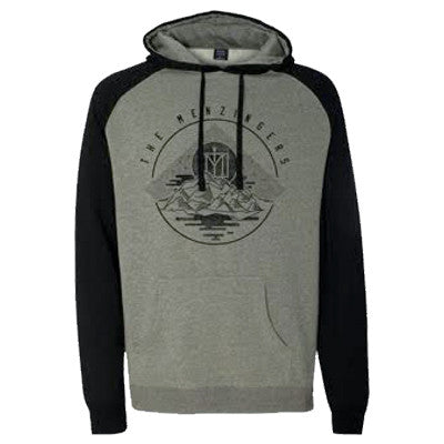 Menzingers - Mountains Hoodie | Merch Connection - Metal, hardcore, punk, pop punk, rock, indie, and alternative band merchandise