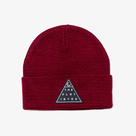 The Plot In You - The Plot In You - Triangle Beanie - 2
