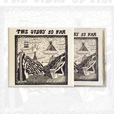 The Story so Far - Self Titled CD | Merch Connection - Metal, hardcore, punk, pop punk, rock, indie, and alternative band merchandise