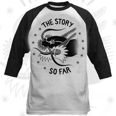The Story so Far - The Story so Far - Dragon Baseball Shirt - 2