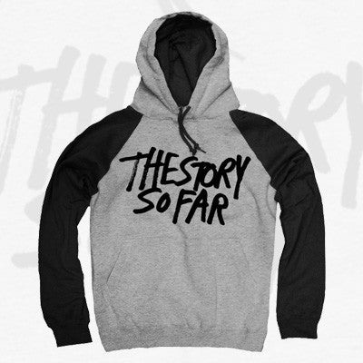 00c6e9236d0 The Story so Far - The Story so Far - Logo Athletic Hoodie (Black)
