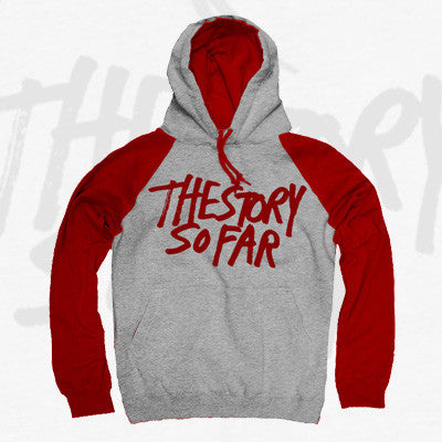 The Story so Far - The Story so Far - Logo Athletic Hoodie (Red) - 2
