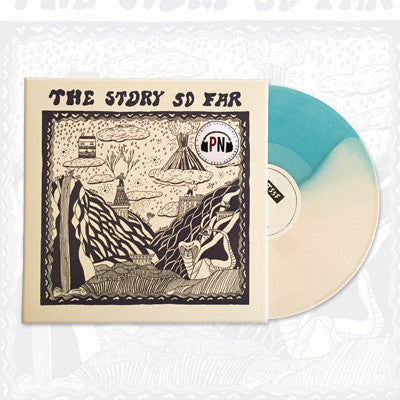 The Story so Far - Self Titled LP (Color Vinyl) | Merch Connection - Metal, hardcore, punk, pop punk, rock, indie, and alternative band merchandise