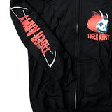 Tiger Army - Devil Zip-Up | Merch Connection - Metal, hardcore, punk, pop punk, rock, indie, and alternative band merchandise