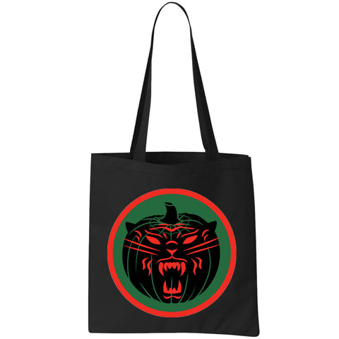 Tiger Army - Octoberflame Tote | Merch Connection - Metal, hardcore, punk, pop punk, rock, indie, and alternative band merchandise