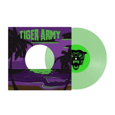 "Tiger Army - Dark Paradise ""Zombie"" 7"" Vinyl 