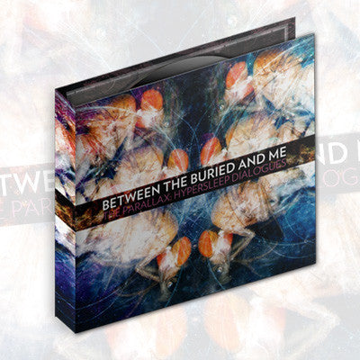 Between the Buried and Me - Between the Buried and Me - The Parallax: Hypersleep Dialogues CD - 2