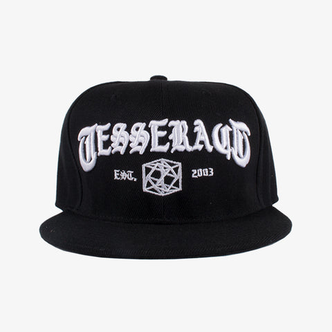 TesseracT - Snapback Hat | Merch Connection - Metal, hardcore, punk, pop punk, rock, indie, and alternative band merchandise